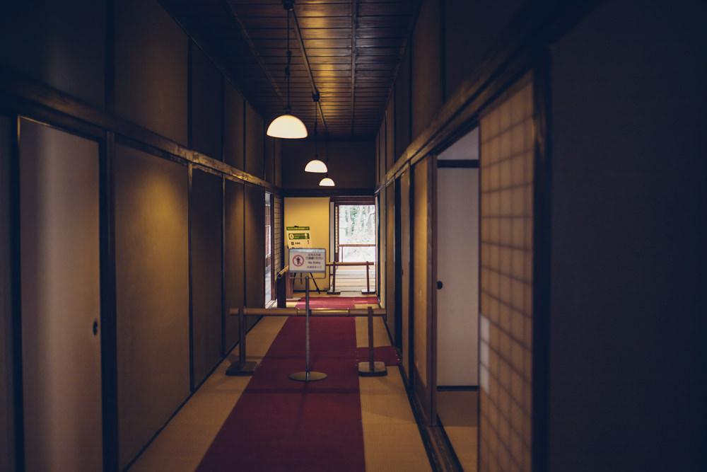 入り口部分