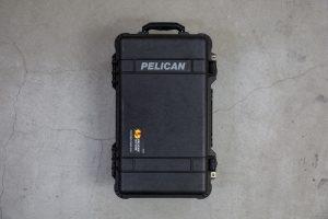 プロが愛用するカメラバッグ「ペリカンケース1510」を買ってみた。