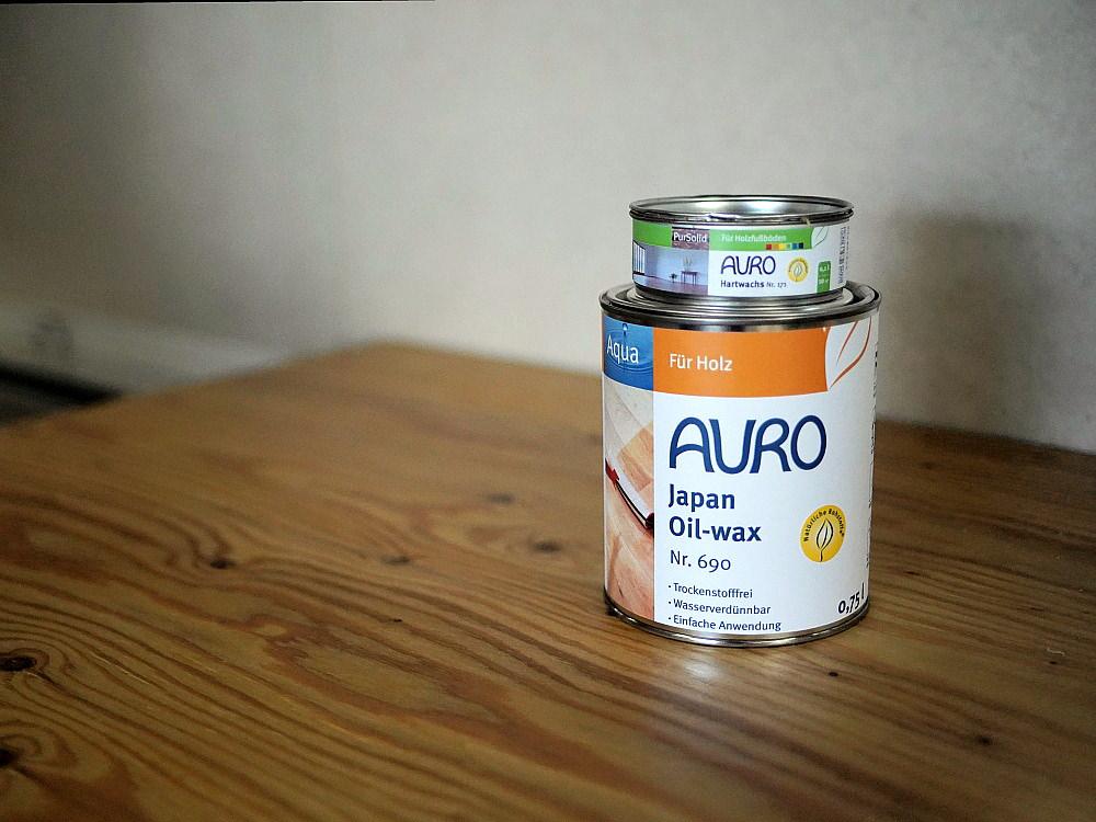 キッチン台の安心の塗装