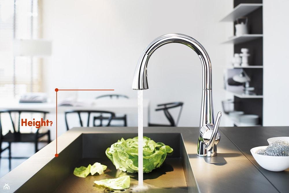 キッチン水栓の取替え
