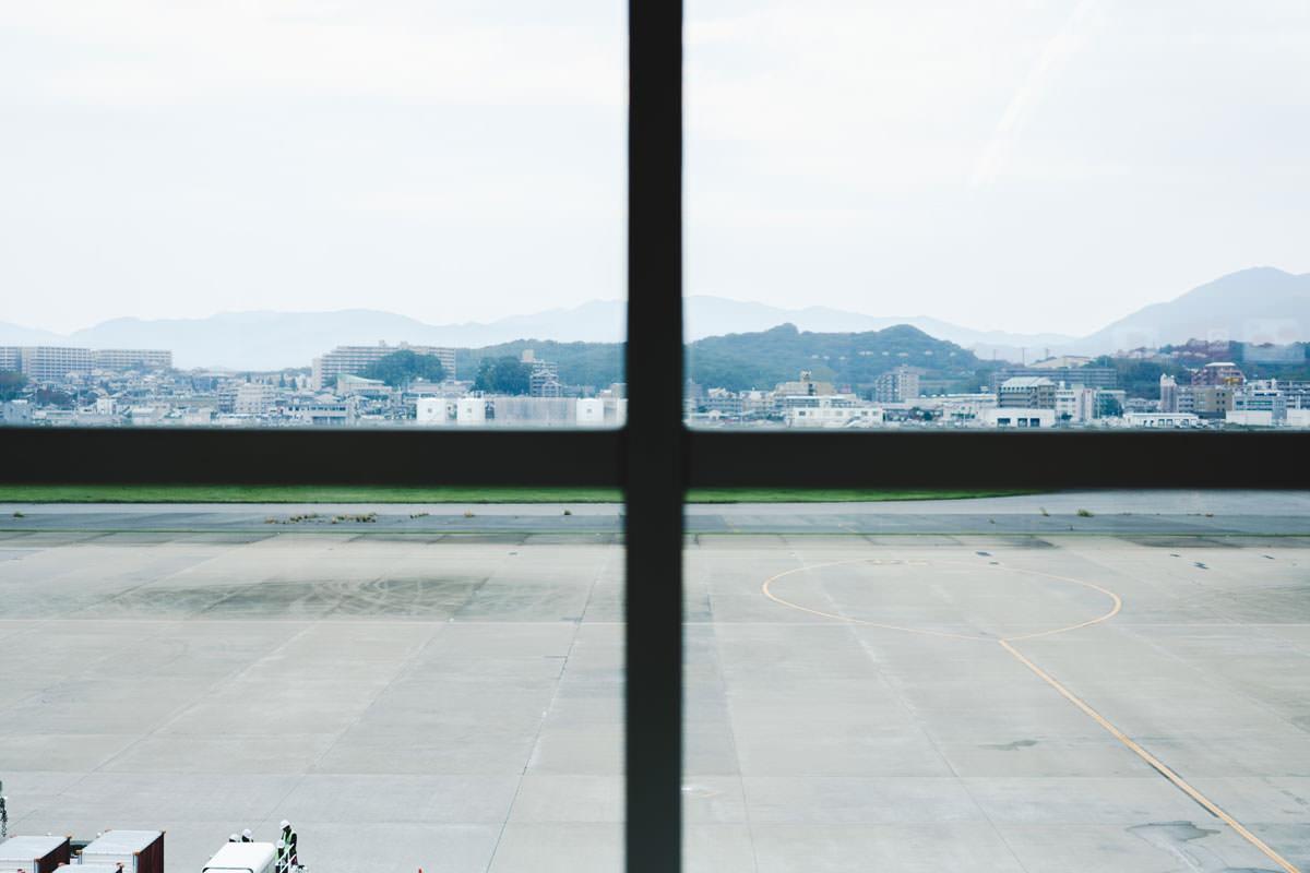 香港から日本へ