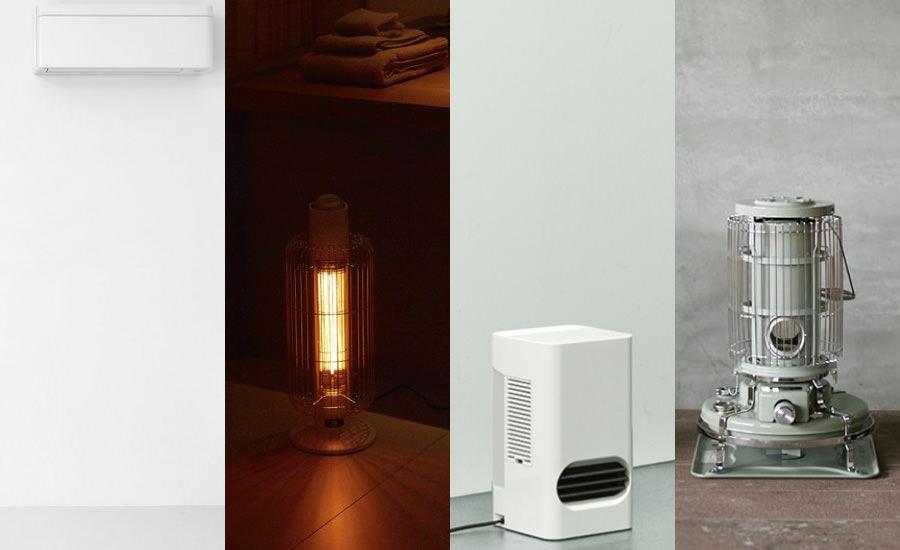 暖房器具別のメリット・デメリット
