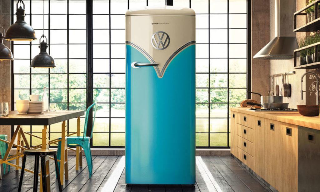 ドラマのようなおしゃれ冷蔵庫9選。レトロデザインから海外ブランドまで