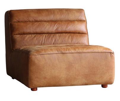 レザーを使った家具