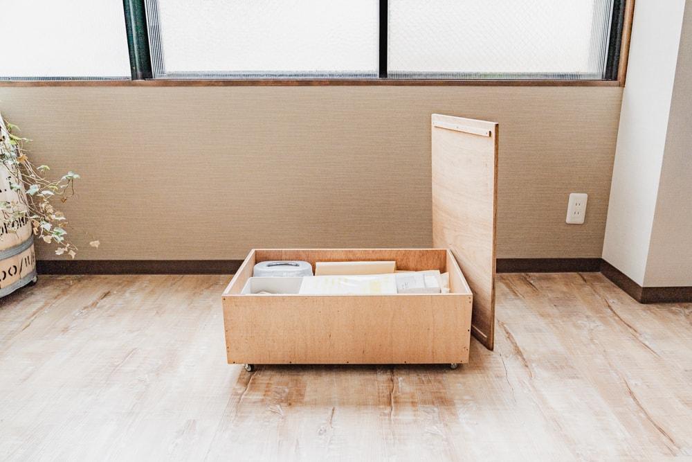 DIY木箱
