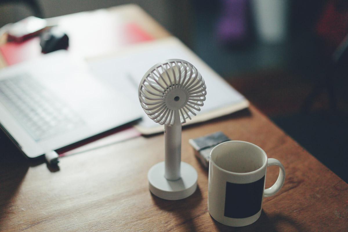 扇風機の機能