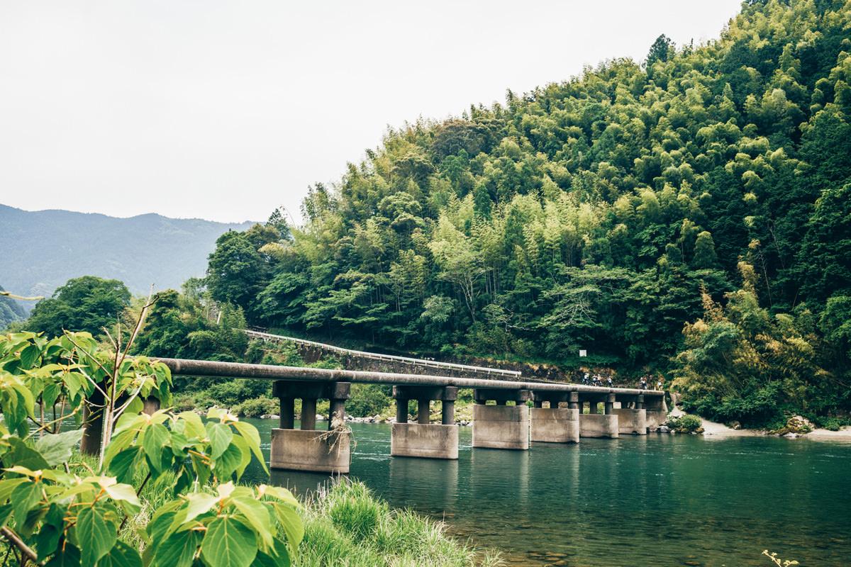 高知県の沈下橋